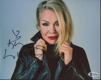 Kim Wilde Signed 8x10 Photo (Beckett COA) at PristineAuction.com
