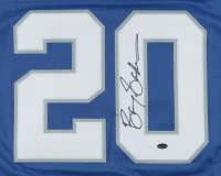 Barry Sanders Signed Lions Jersey (Schwartz COA) at PristineAuction.com