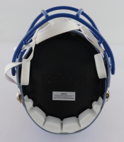 Aaron Donald Signed Rams Full-Size Speed Helmet (JSA COA) at PristineAuction.com