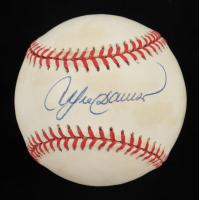 Andre Dawson Signed ONL Baseball (PSA COA) at PristineAuction.com