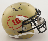 Tyreek Hill Signed Full-Size Authentic On-Field Helmet (JSA COA) (See Description) at PristineAuction.com