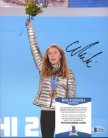 Mikaela Shiffrin Signed Team USA 8x10 Photo (Beckett COA) at PristineAuction.com