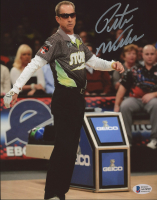Pete Weber Signed 8x10 Photo (Beckett COA) at PristineAuction.com