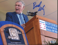 Bug Selig Signed 8x10 Photo (Beckett COA) at PristineAuction.com