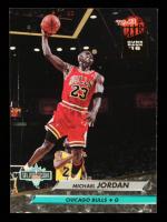 Michael Jordan 1992-93 Ultra #216 JS at PristineAuction.com