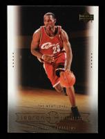 LeBron James 2003 Upper Deck LeBron James Box Set #24 The Next Level at PristineAuction.com