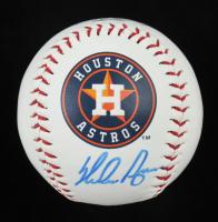 Nolan Ryan Signed Astros OML Baseball (PSA COA) at PristineAuction.com