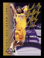 Kobe Bryant 2001 NBA All-Star Game #3 Upper Deck at PristineAuction.com