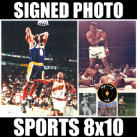 Mystery Ink Signed 8x10 Photo Mystery Box - Mixed Sports Edition! 1 Per Pack! at PristineAuction.com