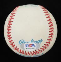 Brooks Robinson Signed OAL Baseball (PSA COA) at PristineAuction.com