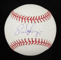 Evan Longoria Signed OML Baseball (PSA COA & Longoria Hologram) at PristineAuction.com