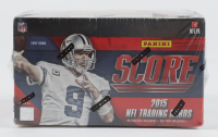 2015 Panini Score Box of (288) Football Cards at PristineAuction.com