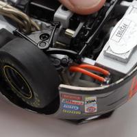 Jeff Burton Signed LE #99 2003 CITGO Ford Tarus 1:24 Diecast Car (JSA COA) (See Description) at PristineAuction.com