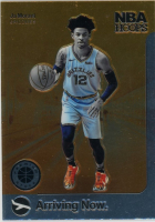 Ja Morant 2019-20 Hoops Arriving Now #12 at PristineAuction.com