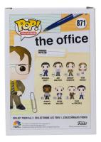 "Rainn Wilson Signed ""The Office"" #871 Dwight Schrute Funko Pop! Vinyl Figure (PSA COA) at PristineAuction.com"
