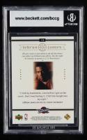 LeBron James 2003 Upper Deck LeBron James Box Set #3 / National Accolades (BCCG 10) at PristineAuction.com