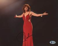 Reba McEntire Signed 8x10 Photo (Beckett COA) at PristineAuction.com