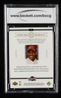 LeBron James 2003 Upper Deck LeBron James Box Set #7 / High Schoool Superstar (BCCG 10) at PristineAuction.com