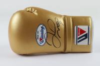 Floyd Mayweather Jr. Signed Winning Boxing Glove (PSA COA) at PristineAuction.com