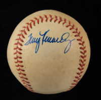 Kevin McReynolds & Terry Kennedy Signed Baseball (JSA COA) (See Description) at PristineAuction.com