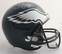 Brian Dawkins Signed Eagles Full-Size Helmet (Steiner Hologram) at PristineAuction.com