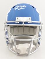 Peyton Manning Signed Colts Full-Size AMP Alternate Speed Helmet (Fanatics Hologram) at PristineAuction.com