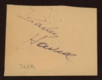Bailey Howell Signed Cut (JSA COA) at PristineAuction.com