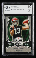 Tua Tagovailoa 2020 SAGE All Rookie Team Gold #RT2 RC (BCCG 10) at PristineAuction.com