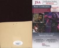 Dick Van Arsdale Signed Cut (JSA COA) at PristineAuction.com