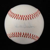 Bill Virdon Signed Baseball (JSA COA) (See Description) at PristineAuction.com