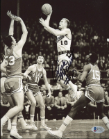 Rick Mount Signed Pacers 8x10 Photo (Beckett COA) at PristineAuction.com