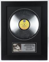 "Madonna's ""Like A Virgin"" 18.5x23.5 Custom Framed Vinyl Record Display at PristineAuction.com"