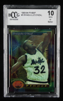 Shaquille O'Neal 1993-94 Finest #3 (BCCG 10) at PristineAuction.com