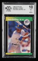 Ken Griffey Jr. 1989 Donruss Baseball's Best #192 (BCCG 10) at PristineAuction.com