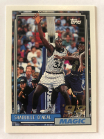 Shaquille O'Neal 1992-93 Topps #362 RC at PristineAuction.com