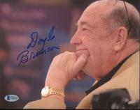 Doyle Brunson Signed 8x10 Photo (Beckett COA) at PristineAuction.com