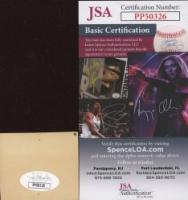Paul Silas Signed Cut (JSA COA) at PristineAuction.com