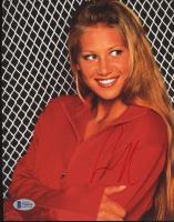Anna Kournikova Signed 8x10 Photo (Beckett COA) at PristineAuction.com
