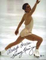 "Nancy Kerrigan Signed 8x10 Photo Inscribed ""Always Dream!"" (Beckett COA) at PristineAuction.com"