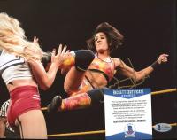 Dakota Kai Signed WWE 8x10 Photo (Beckett COA) at PristineAuction.com
