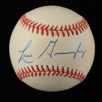 Luis Gonzalez Signed ONL Baseball (JSA COA) (See Description) at PristineAuction.com