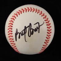 Brett Butler Signed ONL Baseball (JSA COA) at PristineAuction.com