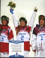 Hannah Kearney Signed Team USA 8x10 Photo (Beckett COA) at PristineAuction.com
