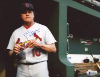 Tony LaRussa Signed Cardinals 8x10 Photo (Beckett COA) at PristineAuction.com