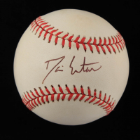 Darin Erstad Signed OAL Baseball (JSA COA) at PristineAuction.com