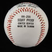 Joe Nuxhall Signed Baseball (JSA COA) at PristineAuction.com