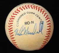 Mike Marshall Signed ONL Baseball (JSA COA) (See Description) at PristineAuction.com