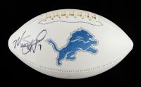 Matthew Stafford Signed Lions Logo Football (Fanatics Hologram) at PristineAuction.com