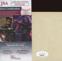 Lamar Green, Clem Haskins & Walt Wesley Signed Cut (JSA COA) at PristineAuction.com