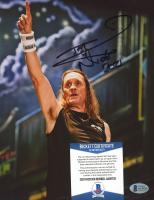 Nicko McBrain Signed 8x10 Photo (Beckett COA) at PristineAuction.com